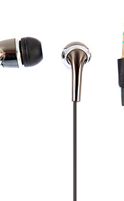 3,5 mm stereo in-ear øretelefon øretelefoner hovedtelefoner tx-311 til ipod / ipad / iphone / mp3