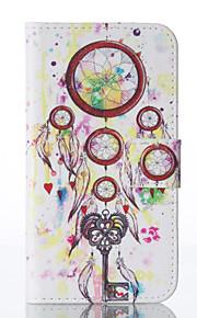campanula cassa del telefono dell'unità di elaborazione del dipinto per Galaxy S5 / S6 / s6edge