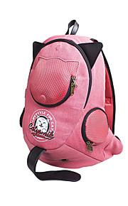 개를위한 밖으로 휴대용 공기 bagfront 배낭 가방 애완 동물 캐리어 (m)