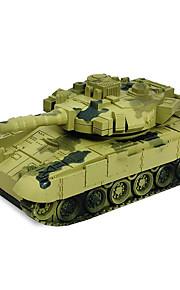 controle remoto tanques luz música off-road de controle remoto carro de brinquedo carro crianças meninos elétricos militar modelo