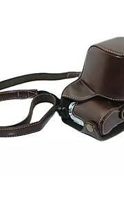 SLR-Väska- tillOlympusKaffe