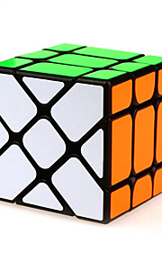 Rubiks kube IQ Cube Yongjun Alien Hastighed Glat Speed ​​Cube Magic Cube puslespil Sort Fade ABS