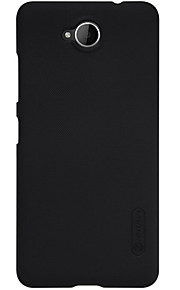 용 노키아 케이스 울트라 씬 / 반투명 케이스 뒷면 커버 케이스 단색 하드 PC Nokia