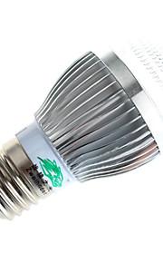 3W E26/E27 LED-globepærer A60(A19) 10 COB 280lumens lm Varm hvit / Naturlig hvit Dekorativ AC 100-240 V 1 stk.
