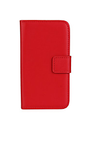 Solid color Stylish Flip Cover Wallet Card Slot Case with Stand for Samsung Galaxy Trend 3  G3509i (Assorted Colors)
