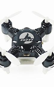 FQ777 FQ777-124C zangão 6 eixo 4ch 2.4G RC Quadrotor Retorno com 1 Botão / Modo Espelho Inteligente / Vôo Invertido 360°