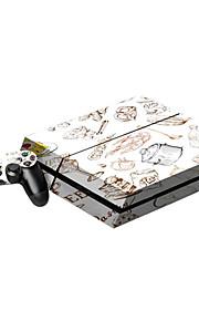 Borse, custodie e pellicolePlastica-PS4