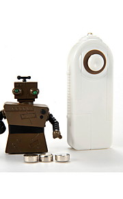 YQ YQ88191B-4 Cinzento Robô Controle de radio Robôs