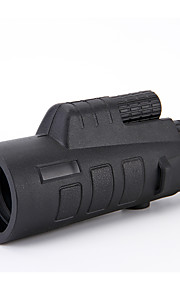 BRESEE 10 42mm Monocular BAK4 Night Vision / High Definition / Waterproof / Fogproof 246ft/1000yds 3 Central Focusing