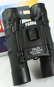 Panda 16 25mm mm BinocularsHandheld 87M/1000M 5m Central Focusing Multi-coated General use / Bird watching Normal