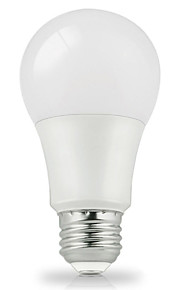5W E26/E27 LED-globepærer G60 5 Høyeffekts-LED 200-500 lm Varm hvit / Kjølig hvit / Rød / Blå / Gul / Grønn / Rosa DekorativAC 12 / AC