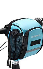 Roswheel® Bicycle Handlebar Bags Waterproof Bike Front Bar Bag Cycling Accessories Basket Package Panniers