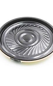 8Ohm 0.5W 35mm DIY Speaker - Bronze + Black