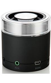 ikanoo f16 mini kannettava langaton bluetooth stereo kaiutin handsfree-toiminto, TF kortinlukija