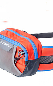 Roswheel® Outdoor Cycling Nylon Waist Bag Multi-function Phone Purse Bike Sport Fanny Pack