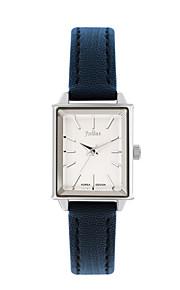 Mulheres Relógio de Moda Quartz Impermeável Couro Banda Preta / Branco / Azul / Vermelho / Marrom marca