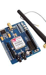 Quad-band GSM / GPRS SIM900 Module Development Board GBoard Integrated Learning Board for Arduino