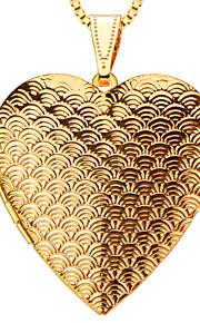 Kropskæde Plastik Vintage Gylden Smykker,1pc
