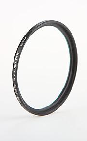 orsda® MRC uv filter s-mc-uv 52mm / 58mm super slim vandtæt coated (16 lag) fmc MRC UV-filter