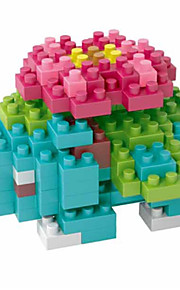 LNO Brand Venusaur ABS Super Mini 127 Pieces Diamond Blocks