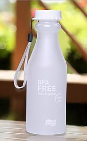 fosco garrafa de plástico portátil