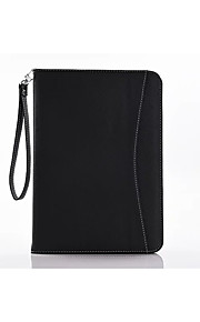 """Ultra-thin Vintage PU Holster Wake Function Can Card Wallet Stent with Hanging Rope for Apple Ipad Pro12.9""""(Multicolor)"""