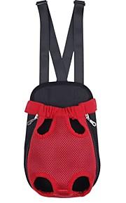 собака передняя грудь рюкзак мешок любимчика кота собаки несущей пять отверстий рюкзак собака сетки держатель наружной несущей большая