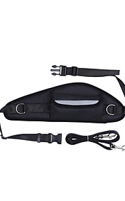 Dog / Cat Carriers & Travel Backpacks Other Reflective / Portable LWB16713 Nylon / PU Leather Black