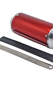28mm Muffler Exhaust Clamp Set For Honda Pit Dirt Bike Mini Motocross 50 70 100 125CC