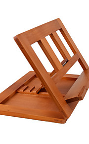 trä bart stativ för tablett laptop läsa 34 * 23,5 * 2,8 cm