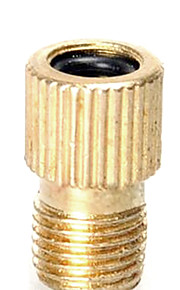 Bicycle Valve Adapter French Nozzles Turn To US