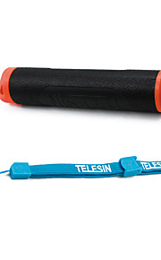 TELESIN POV Dive Buoy Monopod Waterproof Floating Hand Grip Handheld Tripod Mount For GOPRO Sport Action Came