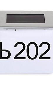 0.5 Soldrevne LED-lamper 100 lm Naturlig hvit SMD Dekorativ <5V V 1 stk