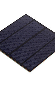 3W 12V PET Laminated Polycrystalline Silicon Solar Panel Solar Cell for DIY (SW3012)