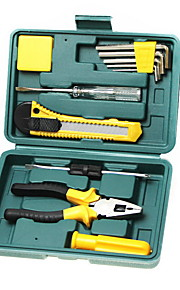 On-board 11 sets kit car emergency kit combination suit auto emergency tool B