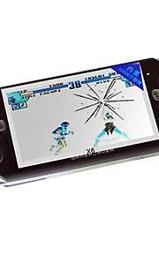 新しい紫色の光×6 pspの8グラム4.3インチPSPの携帯ゲーム機をcmpick