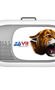 "3D VR Glasses Virtual Reality VR Headmount Cardboard Oculus Rift Animal Design VR For 4""~6"" Smartphone"