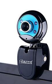 BLUELOVER W9 Kamera hd Nachtsicht Lichter USB 2.0 Webcam eingebaute Mikrofon