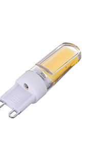 Marsing G9 Dimmable 3W 300Lm COB LED Warm/Cool White Light Bulb (AC220V)