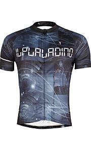 PALADIN Fahhrad/Radsport Trikot/Radtrikot / Oberteile Herrn Kurze ÄrmelAtmungsaktiv / UV-resistant / Rasche Trocknung / Videokompression