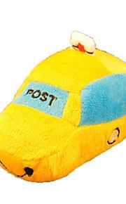 pantofole peluche giocattoli del cane dell'automobile del cotone