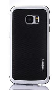 כיסוי אחורי בולם זעזועים Other TPU קשיח Case כיסוי Samsung Galaxy S7 edge / S7 / S6 edge / S6