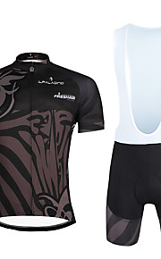Cycling PaladinSport Men Shirt + Straps Shorts Suit DX682 Follow Fate