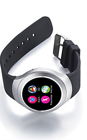 lincass Bluetooth Smart horloge support sim / TF-kaart met anti-verloren stappenteller sedentaire slaap-monitor polsband voor android