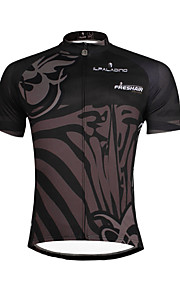 Breathable and Comfortable Paladin Summer Male Short Sleeve Cycling Jerseys DX682 Follow Fate