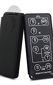 liberação interruptor do obturador tx1003 sidande® infravermelho controle remoto sem fio para Sony Nikon Canon PENTAX konica
