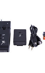 cabo de liberação do obturador da câmera remoto sem fio para Nikon d300 d800 D800E D7100 D5200 D3200, kodak dsc14n, fujifilm S3Pro