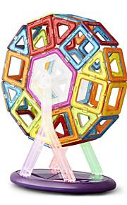 Legetøj For drenge Byggesten blokke Plastik Over 3
