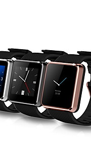 Masculino / Mulheres Smartwatch DigitalTouchscreen / Controle Remoto / Calendário / alarme / Podômetro / Monitores de Atividades