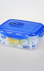 Food Grade Picnic Crisper Plastic Food Container